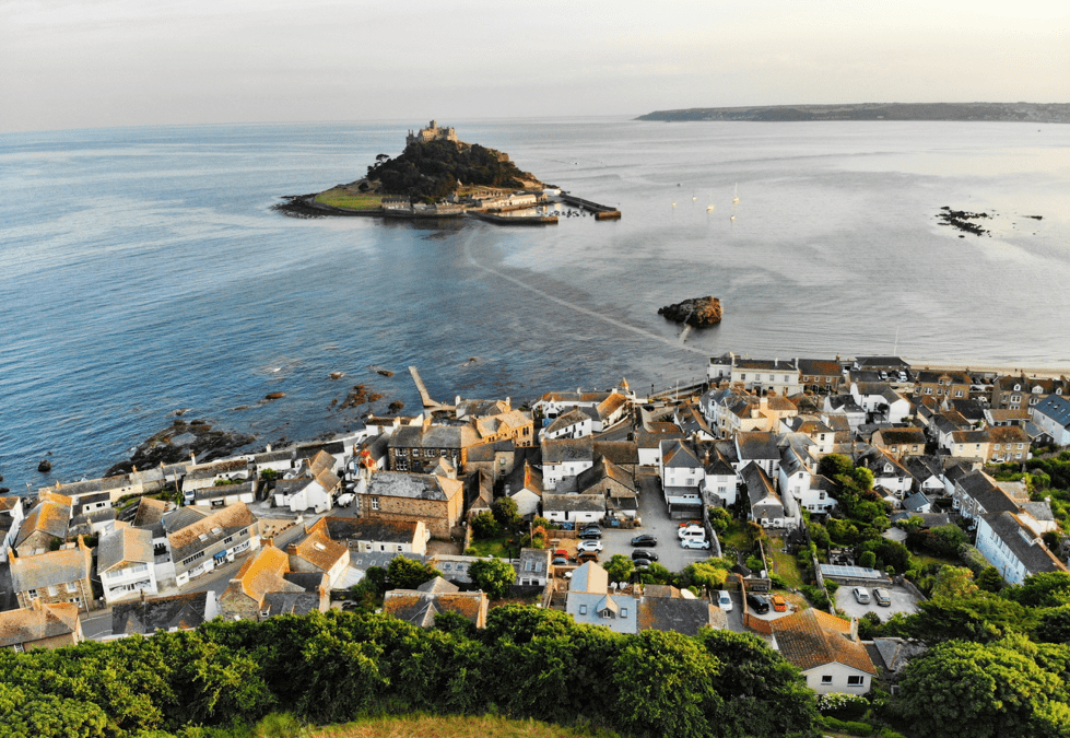 Cornwall Property Prices Growing at a Fast Rate